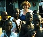 Monica Swintz @ Refugee Camp in Suriname02